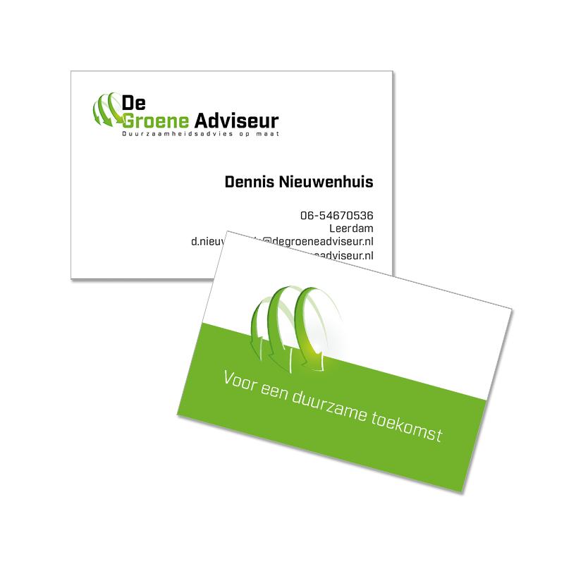 "Featured image for ""De Groene Adviseur – kaartje"""