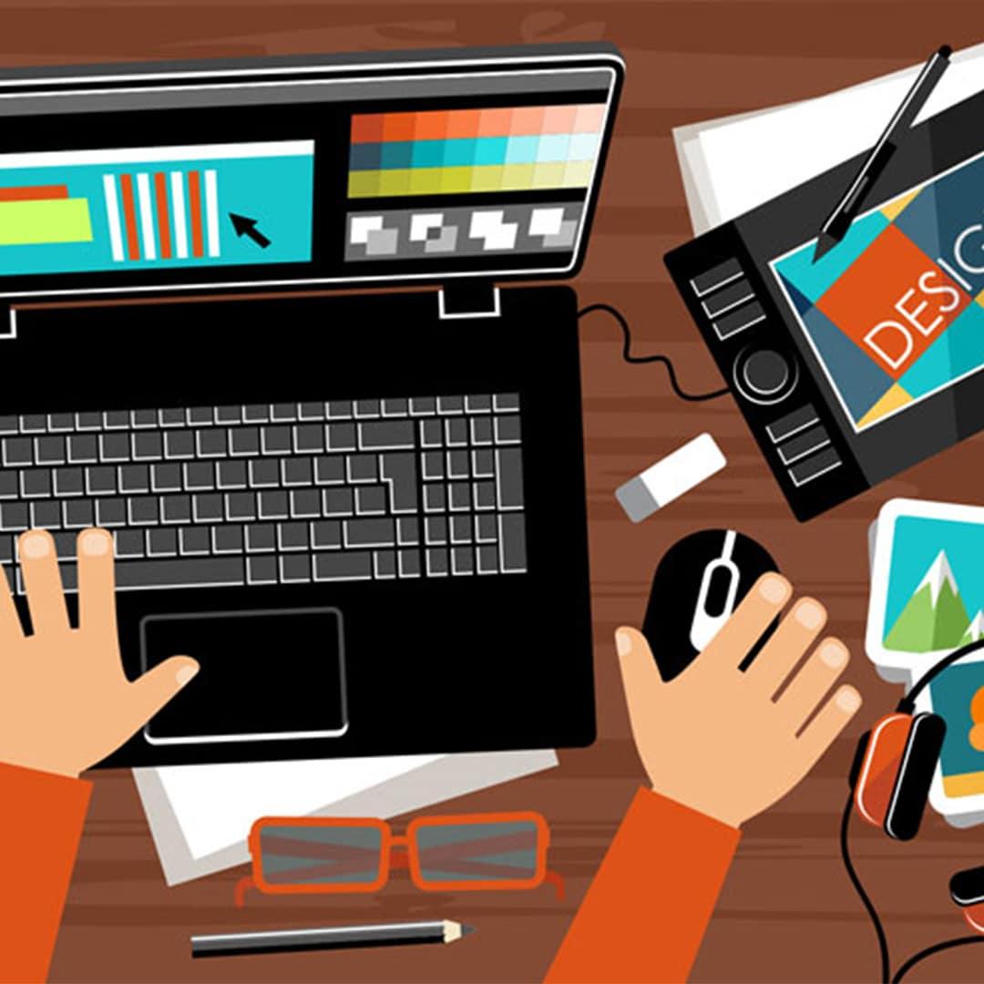 """Featured image for """"Website laten maken? Begin met een vrijblijvend gesprek!"""""""