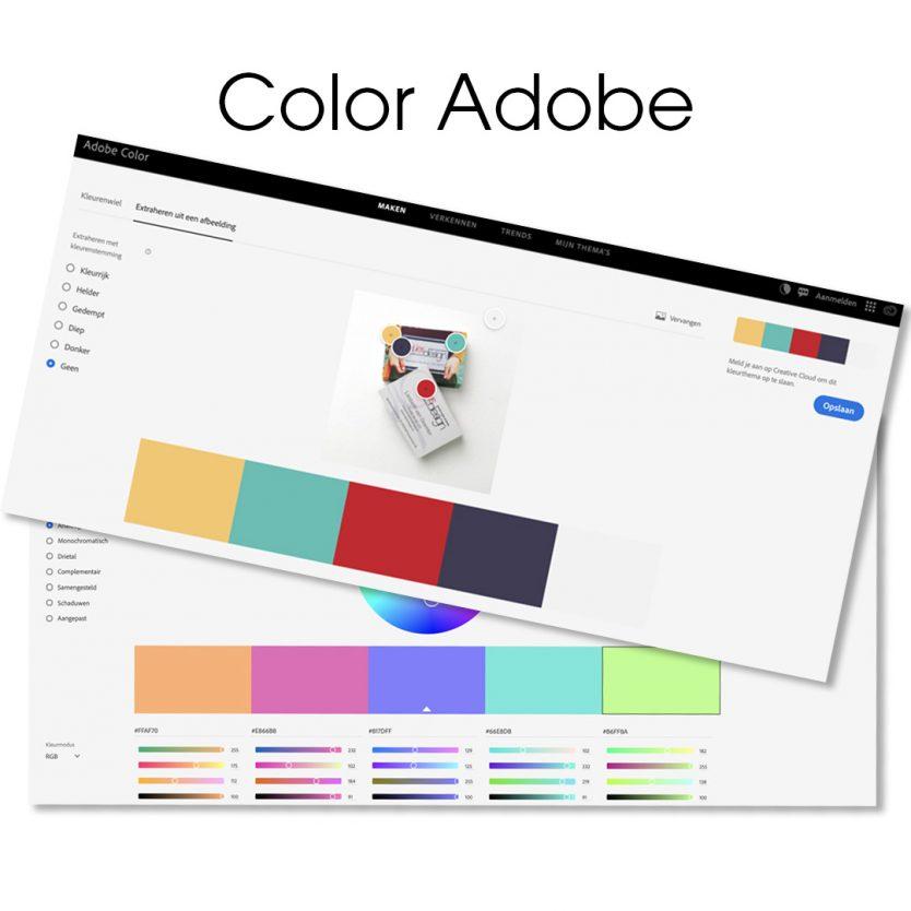 Blog foto juiste kleuren vinden