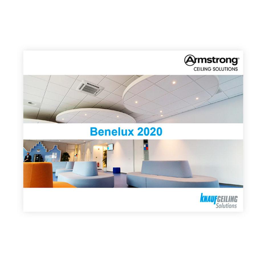 voorbeeld drukwerk Armstrong Ceiling - portfolio